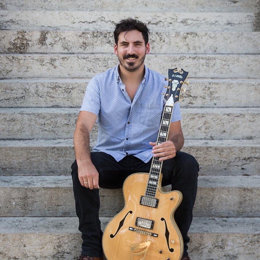 Pepe Valdez Trio (Dallas) 7:00 pm