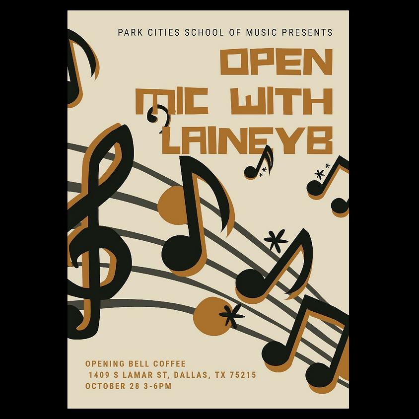 Park Cities School of Music OPEN MIC