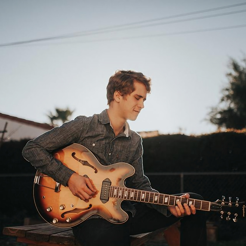 Nick Crook (San Diego, CA) 7:00 pm