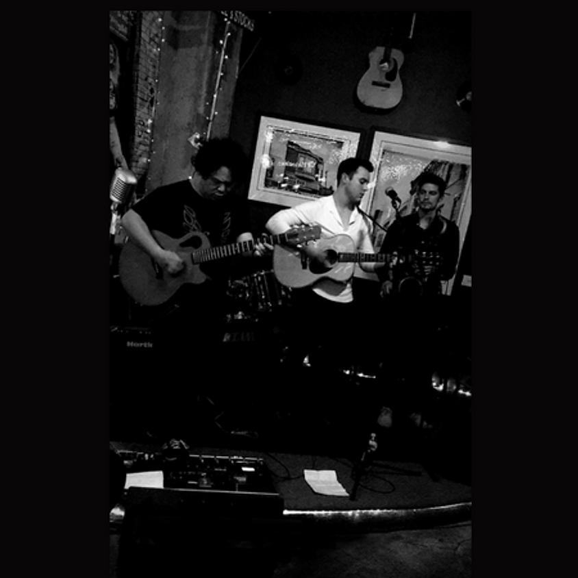 Griffin Lewin Trio (Dallas, TX) 9:30 pm