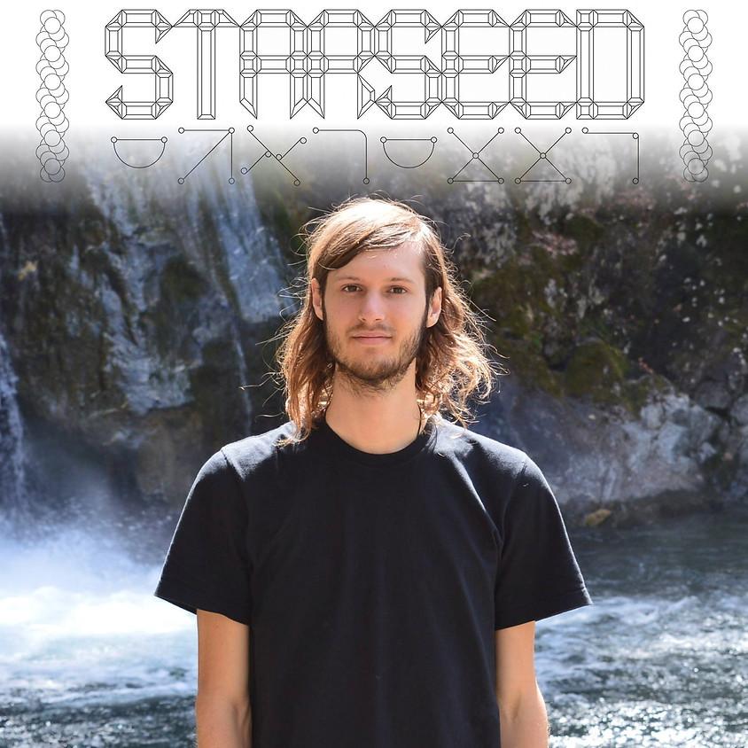 Dayne Herndon (Starseed) 9:30 pm