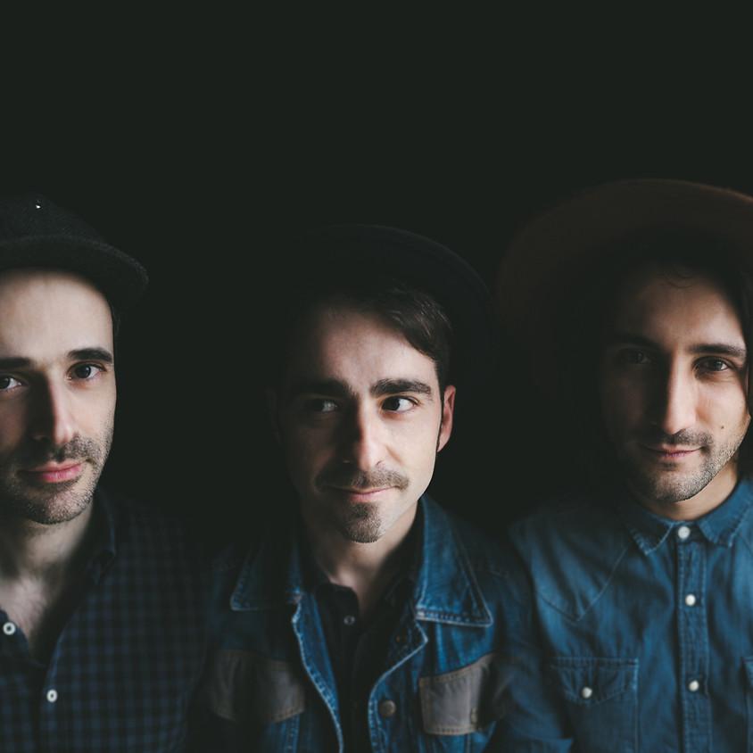 The Matt Project (Italian Based Trio) 8:00 pm