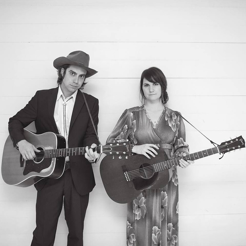 Clay Parker and Jodi James 8:00 pm