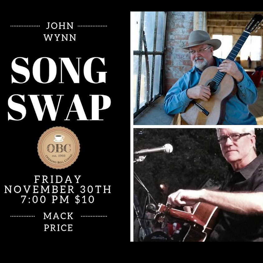 John Wynn & Mack Price 7:00 PM
