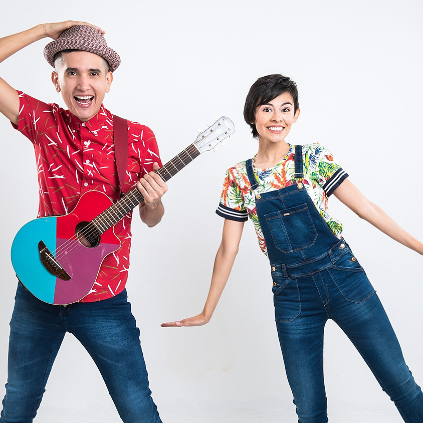 123 Andrés Kids Show! Check in at 10:30 AM, show at 11:00 AM!