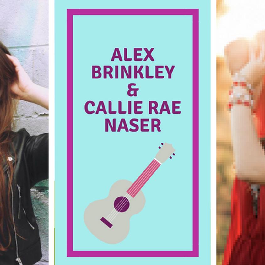 Alex Brinkley & Callie Rae Naser