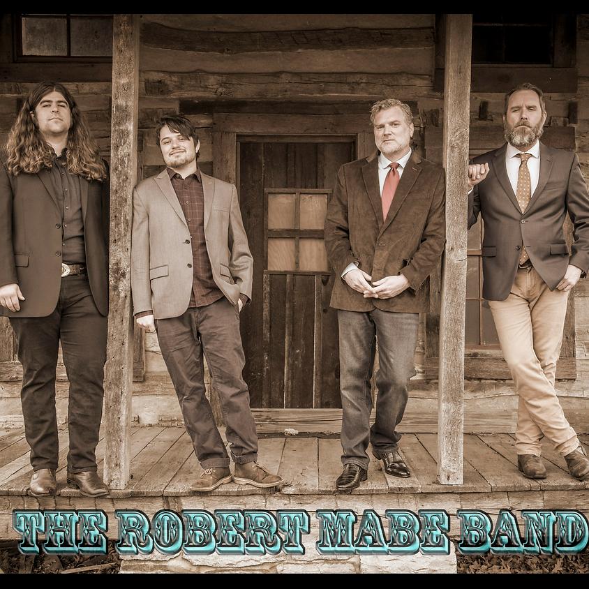 Robert Mabe (Banjo, Bluegrass) 7:00 pm