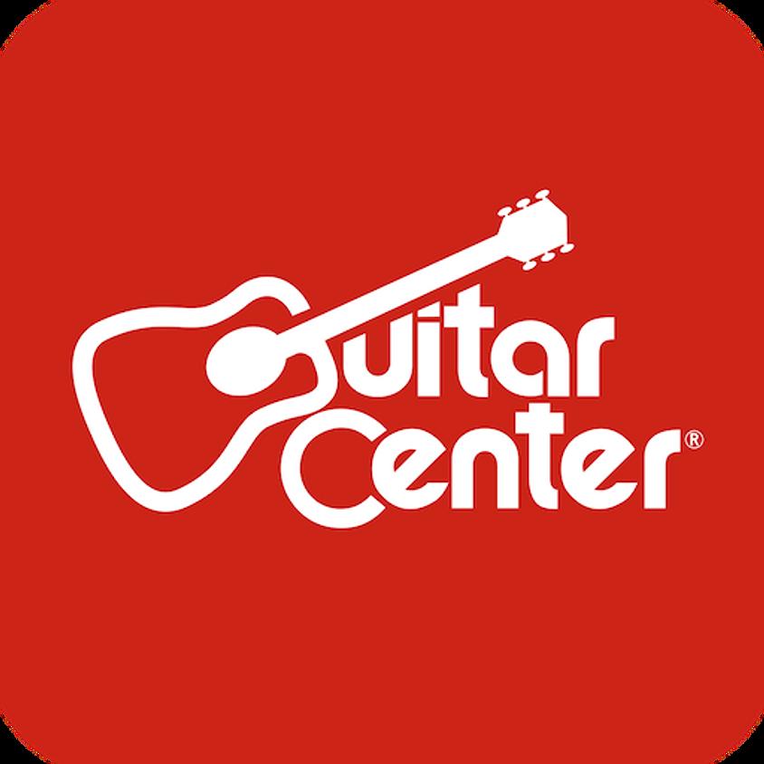 Guitar Center Student Recital 3:00 to 6:00 pm