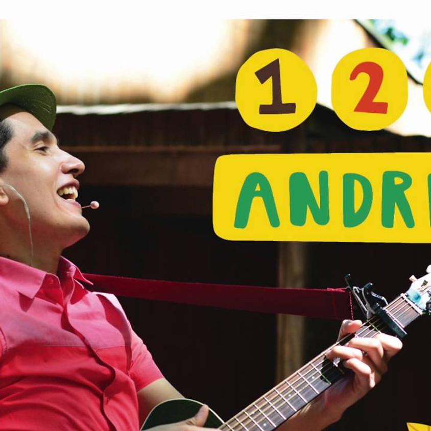 123 Andrés Kids Show 11:00 am