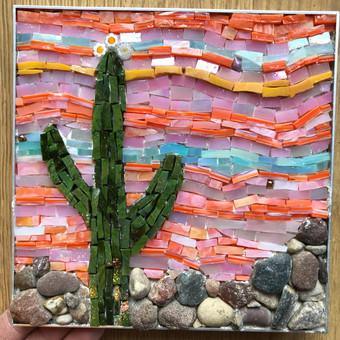 Sacred Saguaro