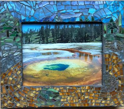 Chromatic Spring Yellowstone