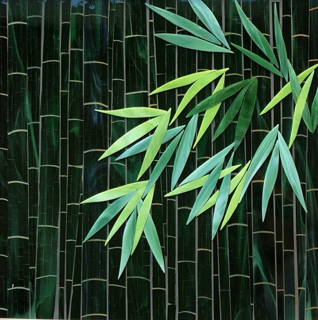 Bamboo Forest Whispers