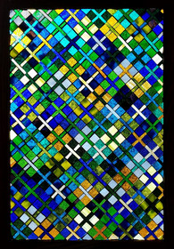 Quilted Glass
