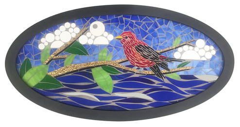 Scarlet Tanager (Mayo Clinic)