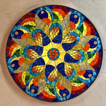 Spirit of Color, detail