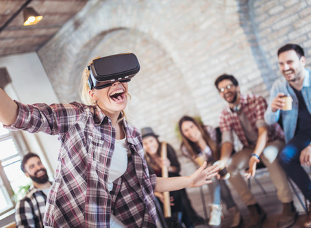 Les Team Buildings en VR