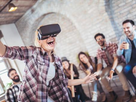 Les Team Buildings en VR