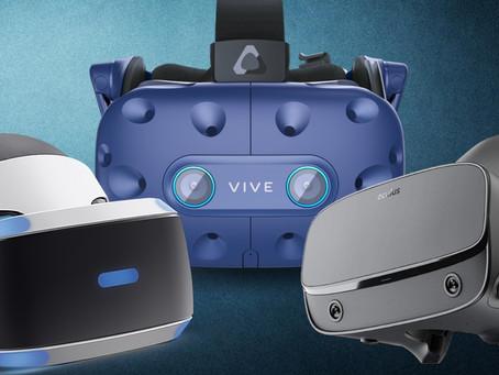 Les meilleurs casques de Réalité Virtuelle