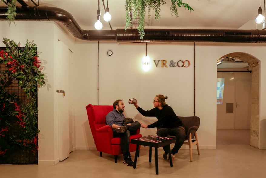 Coin Cafe Realite Virtuelle - VR and Co.