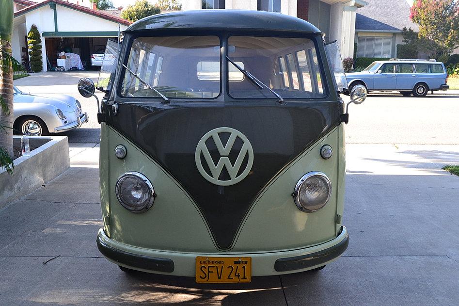 Colomemotors 1958 volkswagen standard microbus for 1958 volkswagen 23 window bus