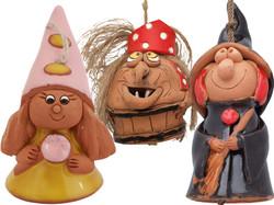 Bells characters