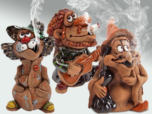 Incense smokers