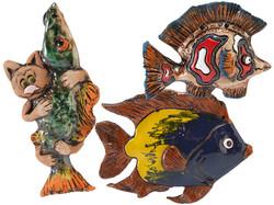 Panel de pescado