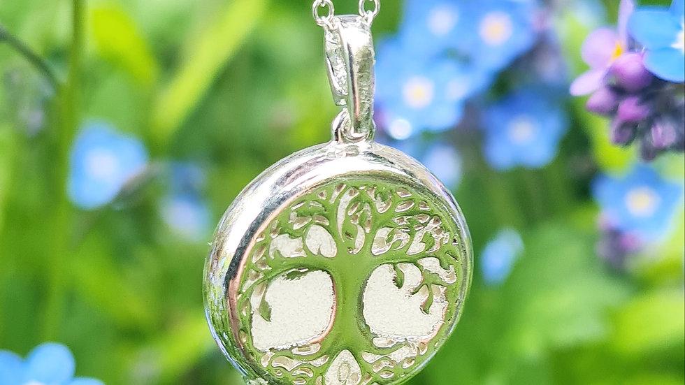 Memorial tree of life pendant