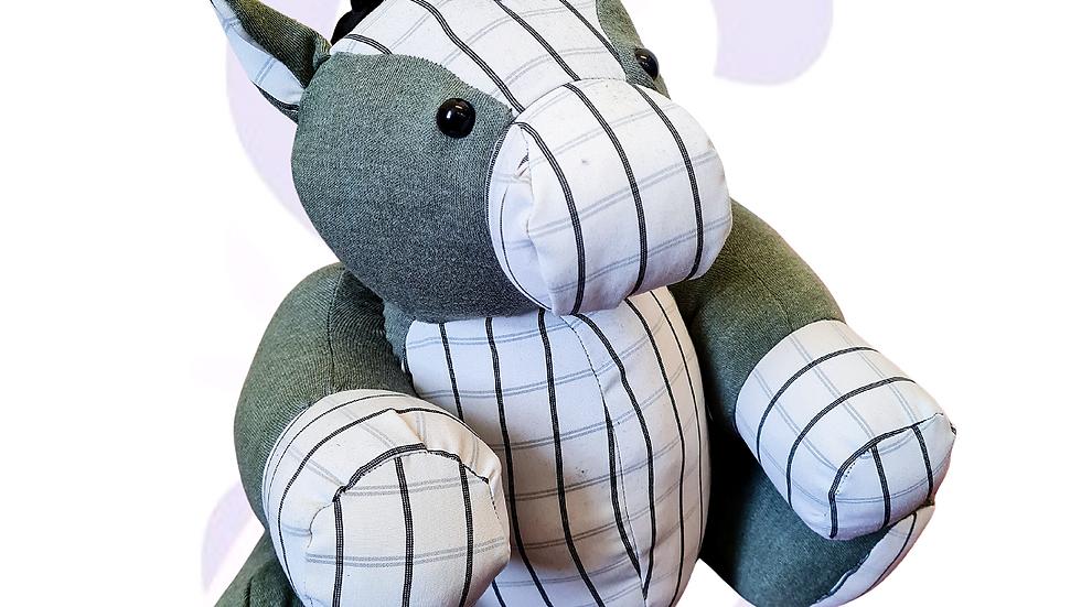 Large Unicorn Memory Teddy