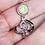 Thumbnail: Breastmilk pearl cage pendant