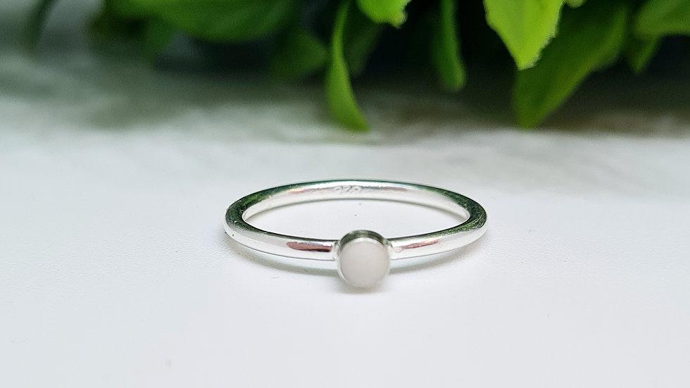 Breastmilk 3mm ring