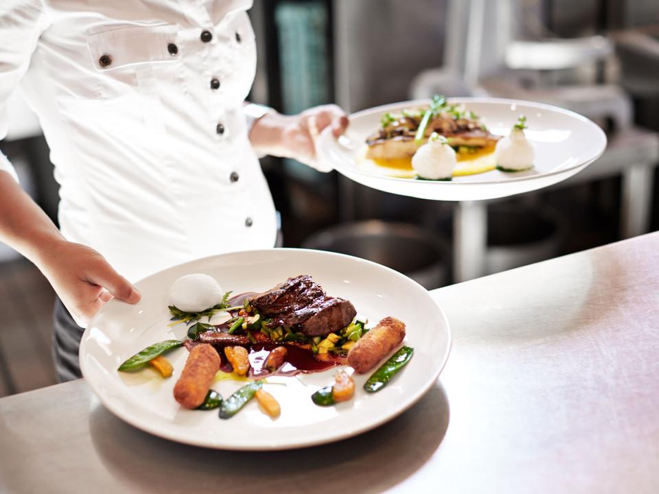 Fancy Schotels van het Voedsel