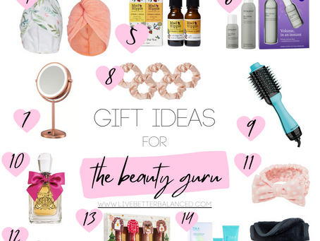 Christmas Gift Guide 2020: Beauty Guru
