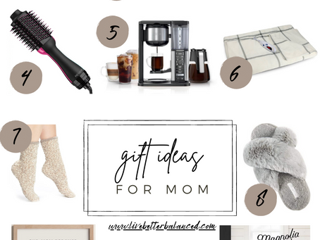 Christmas 2020 Gift Guide: Mom