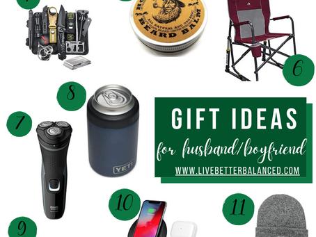 Christmas Gift Guide 2020: Husband/Boyfriend