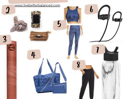 Christmas 2020 Gift Guide: Fitness Lover