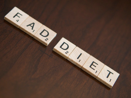 Fad Diets-Proceed with Caution