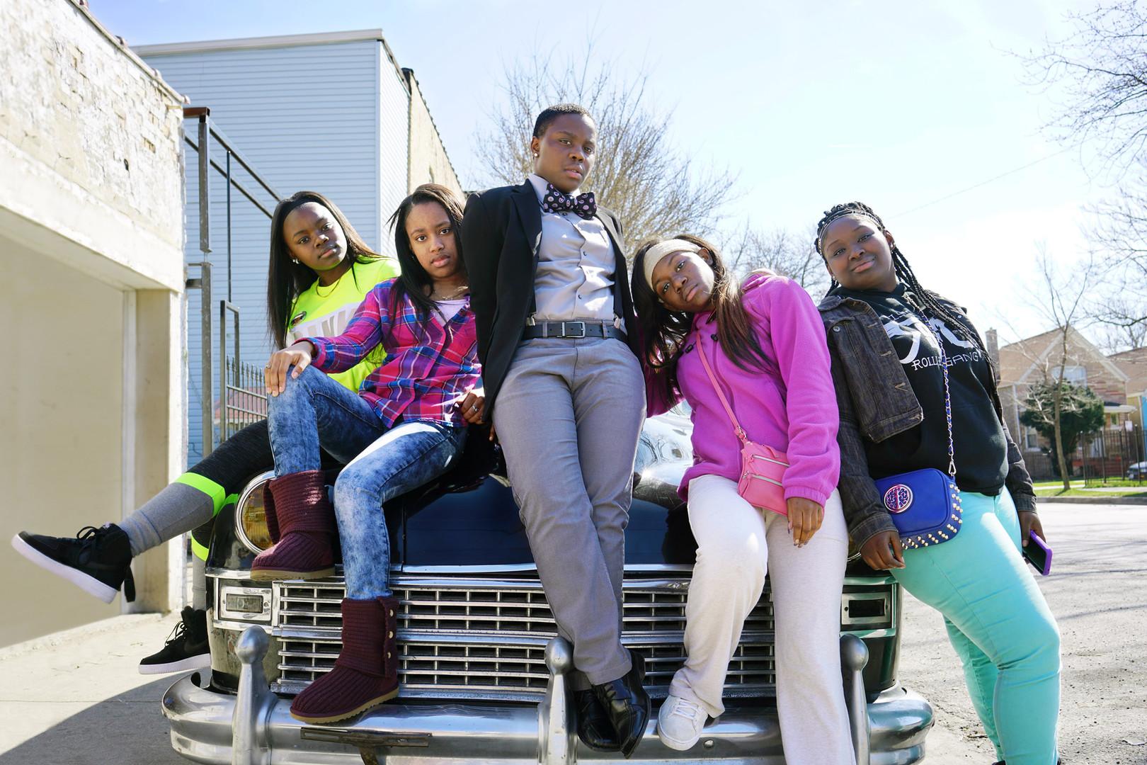 Black Girls on Good Friday 2016