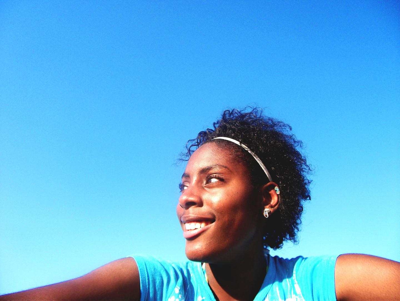 2009-Cherrish Brown-self portrait.jpg