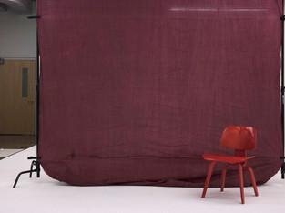 Muslin, Cranberry, 10'x24'