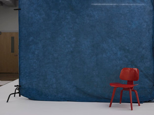 Muslin, Blue, 10'x12'