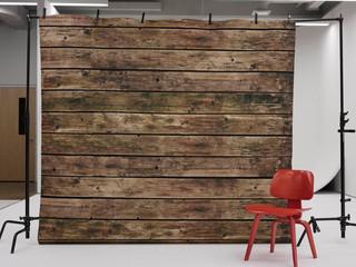 Savage Floor Drop, Wood Plank, 8'x8'