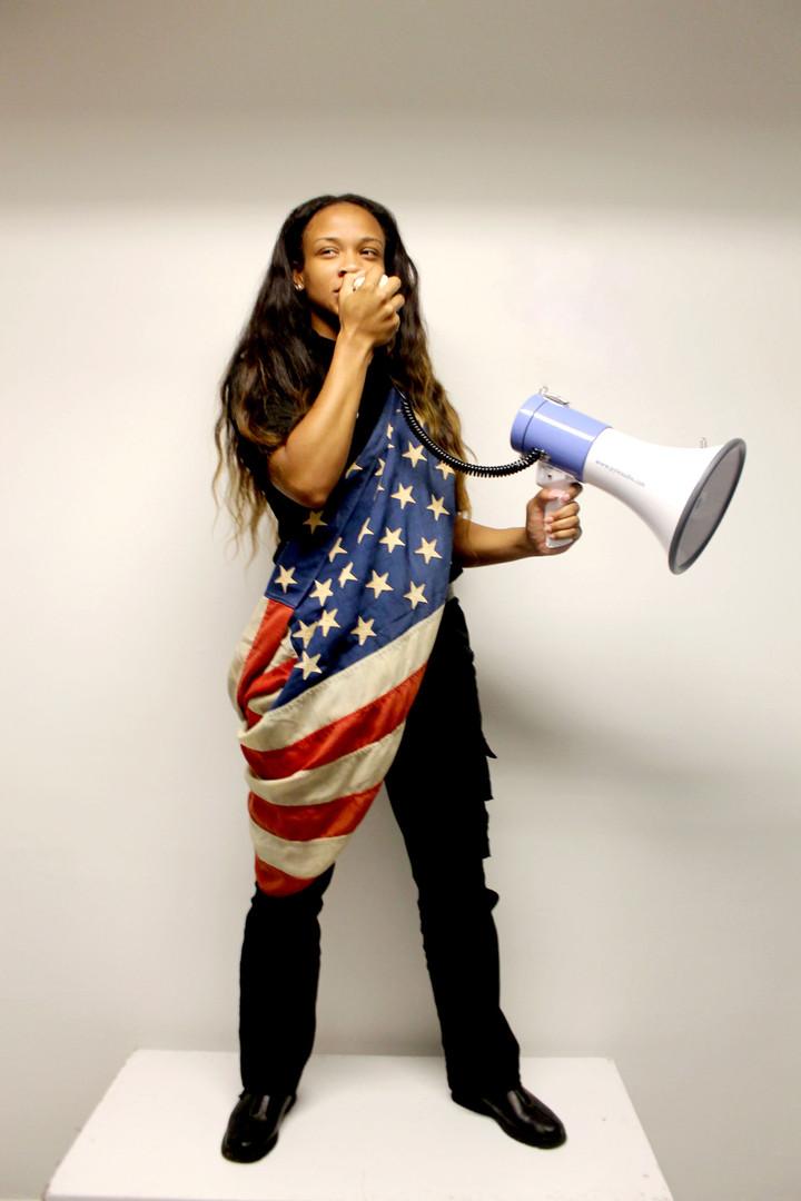 #AllBlackLivesMatter, Dashara McDaniel,