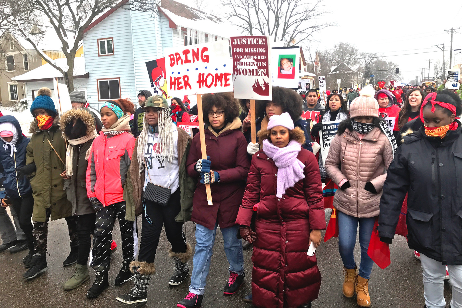 March for Missing _ Murdered Indigenous