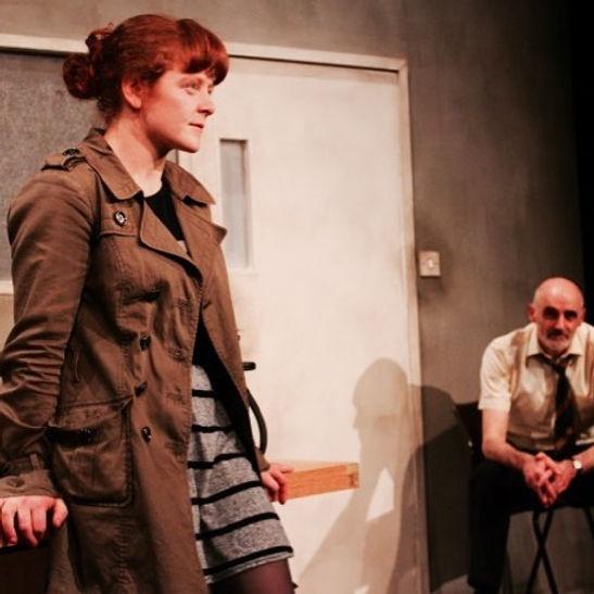 ACS clients Emma O'Grady and Ian Watt worked together on this award winning production of David Harr
