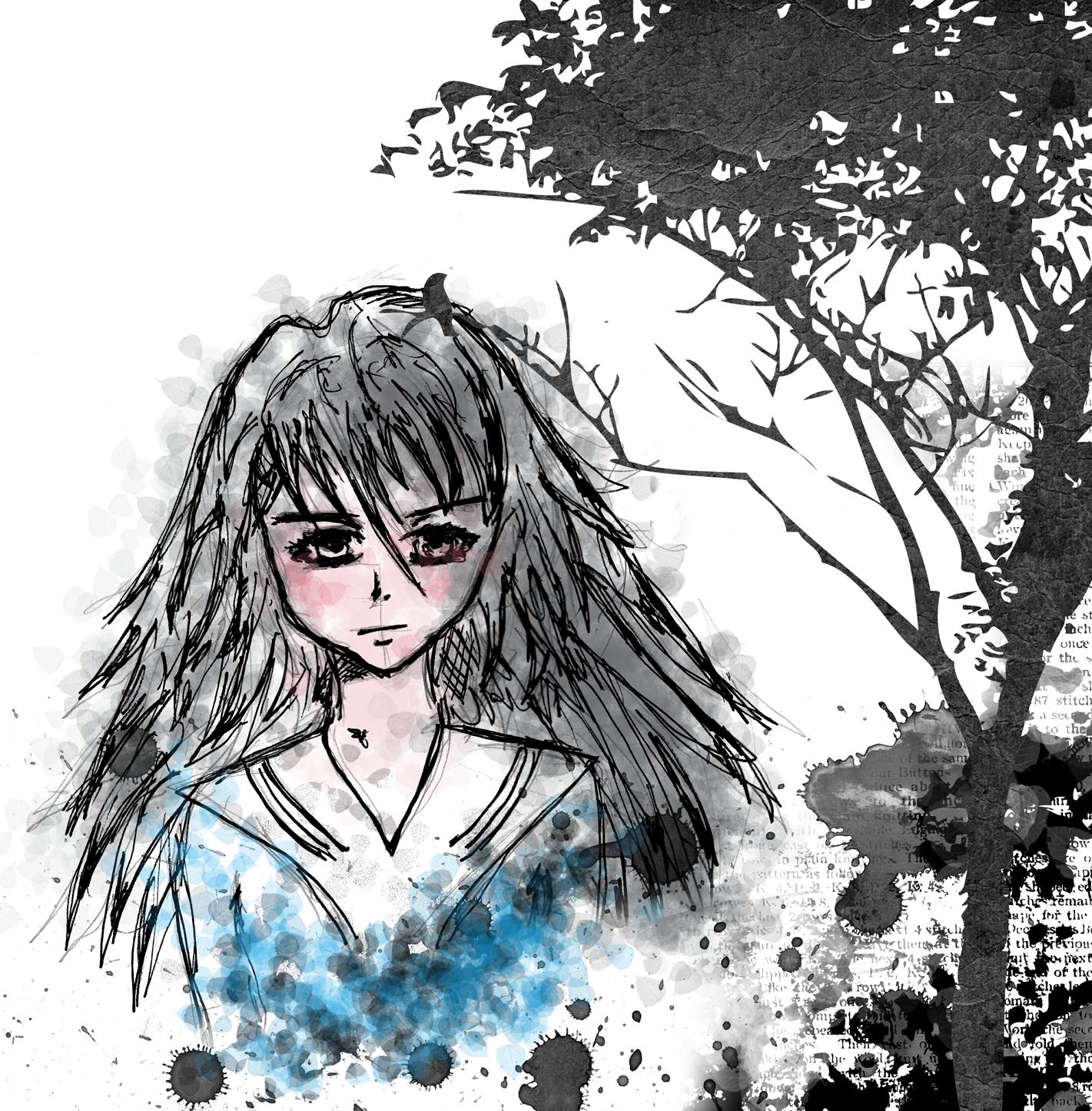 Manga draft