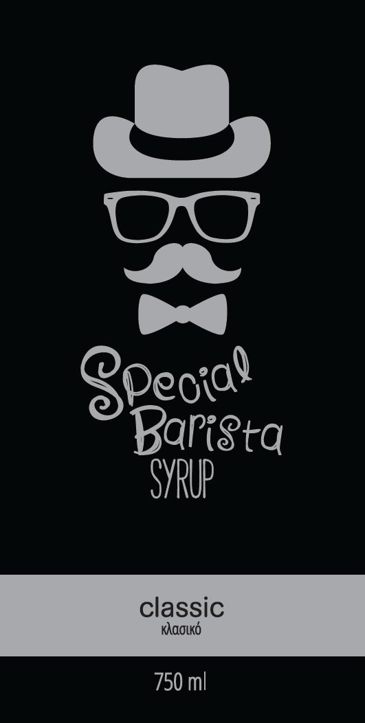 Special Barista Syrup