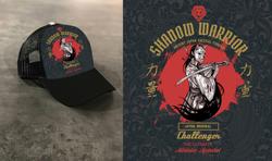 Shadow Warrior hat