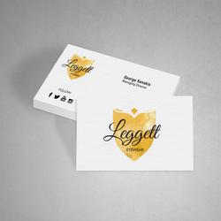 Leggett Eyewear Logo (e-shop)
