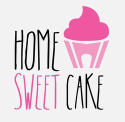 Home sweet cake